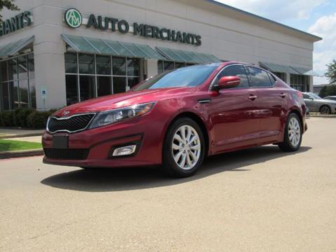 2014 Kia Optima for sale in Plano, TX