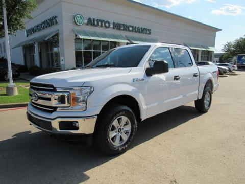 2019 Ford F-150 for sale in Plano, TX