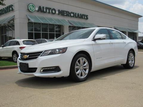2019 Chevrolet Impala for sale in Plano, TX