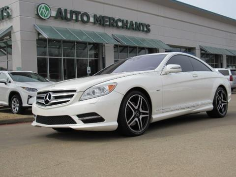 Mercedes Benz Plano >> 2011 Mercedes Benz Cl Class For Sale In Plano Tx