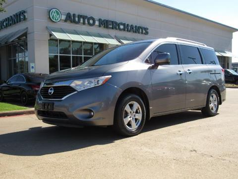 2016 Nissan Quest for sale in Plano, TX