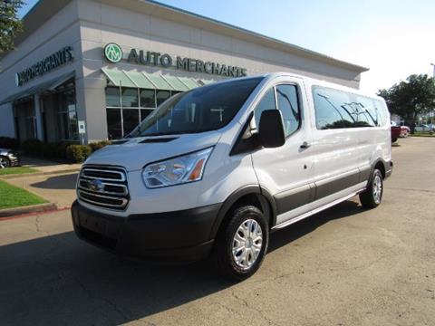 2019 Ford Transit Passenger for sale in Plano, TX