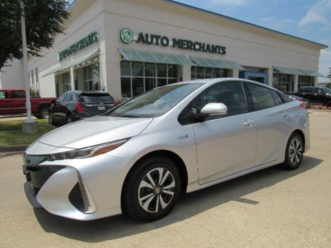2017 Toyota Prius Prime for sale in Plano, TX