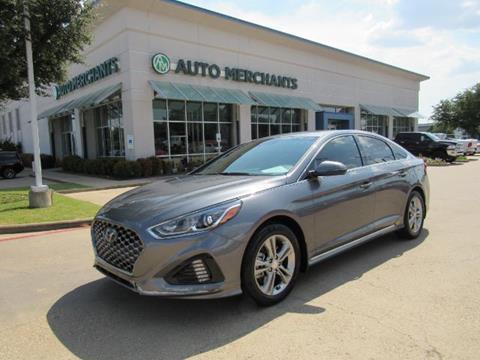 2018 Hyundai Sonata for sale in Plano, TX