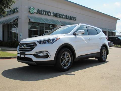 2018 Hyundai Santa Fe Sport for sale in Plano, TX