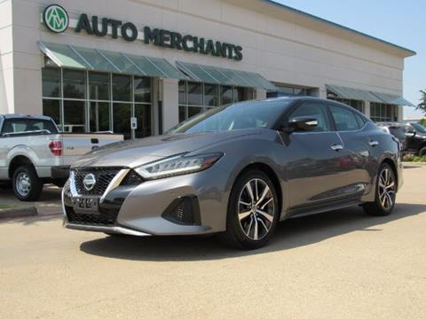2019 Nissan Maxima for sale in Plano, TX