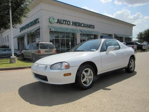 1995 Honda Civic del Sol for sale in Plano, TX