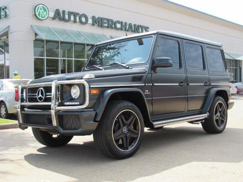 2016 Mercedes-Benz G-Class for sale in Plano, TX