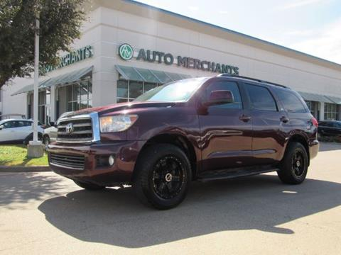 2008 Toyota Sequoia for sale in Plano, TX