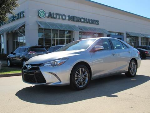 2016 Toyota Camry for sale in Plano, TX