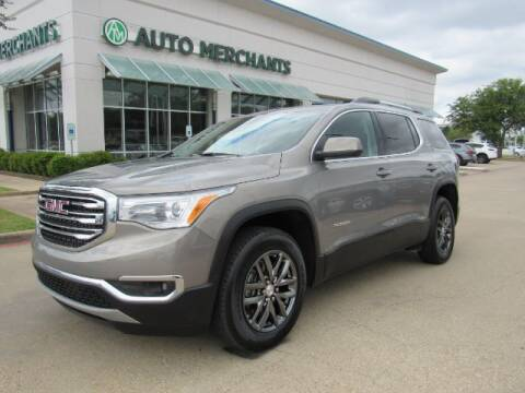 2019 GMC Acadia SLT-1 for sale at Auto Merchants Inc in Plano TX