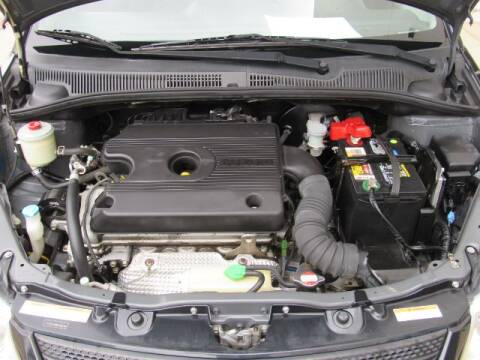 2008 Suzuki SX4 Crossover