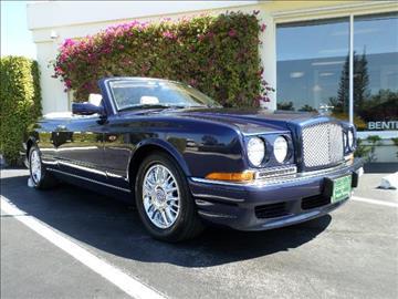 2002 Bentley Azure for sale in West Palm Beach, FL
