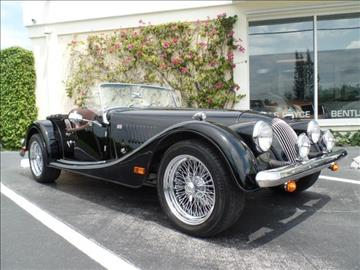 2002 Morgan Plus 8 Roadster for sale in West Palm Beach, FL