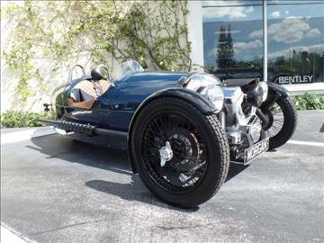 2012 Morgan 3 Wheeler for sale in West Palm Beach, FL