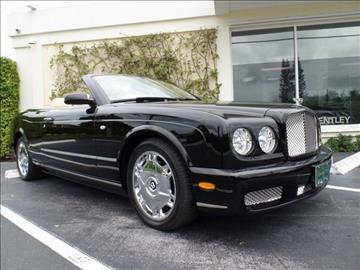 2007 Bentley Azure for sale in West Palm Beach, FL