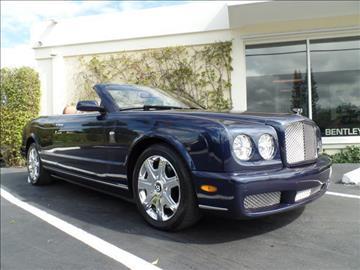 2008 Bentley Azure for sale in West Palm Beach, FL