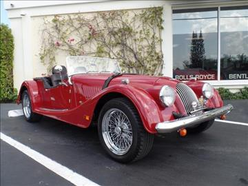 2002 morgan plus 8 for sale in west palm beach fl