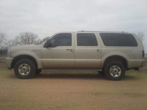 2005 ford excursion for sale in texas. Black Bedroom Furniture Sets. Home Design Ideas