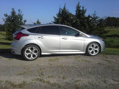 Ford Focus For Sale In Van Alstyne Tx Cavender Motors