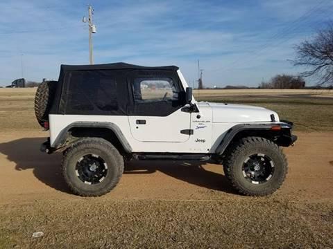 1998 Jeep Wrangler for sale in Van Alstyne, TX