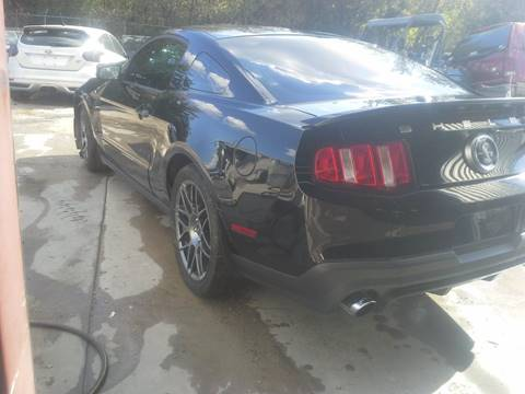 2011 Ford Shelby GT500 for sale in Van Alstyne, TX