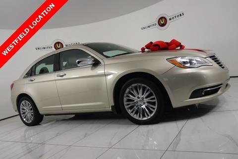 2013 Chrysler 200 for sale in Westfield, IN