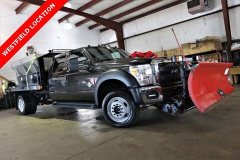 2016 Ford F-450 Super Duty for sale in Westfield, IN