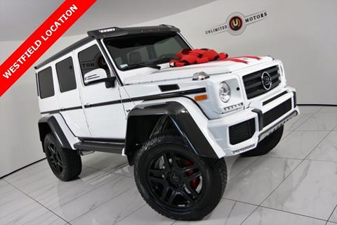 2017 Mercedes-Benz G-Class for sale in Westfield, IN