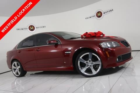 2009 Pontiac G8 for sale in Westfield, IN