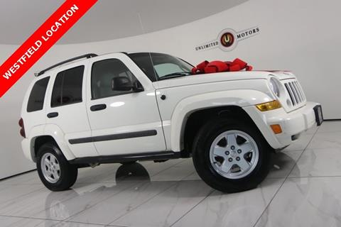 2007 Jeep Liberty for sale in Westfield, IN