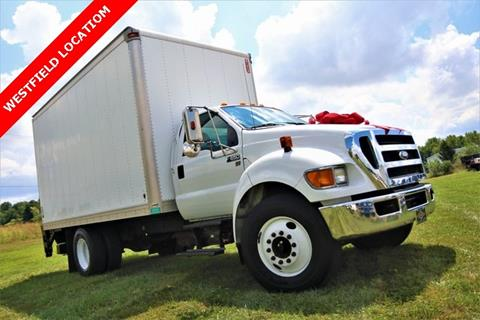 2012 Ford F-650 Super Duty for sale in Westfield, IN