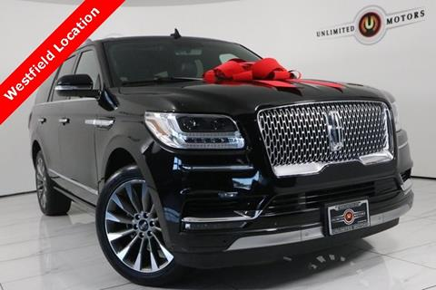 2019 Lincoln Navigator for sale in Westfield, IN