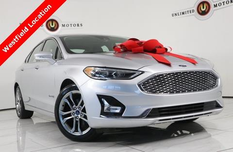 2019 Ford Fusion Hybrid for sale in Westfield, IN