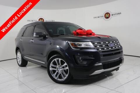 2017 Ford Explorer for sale in Westfield, IN