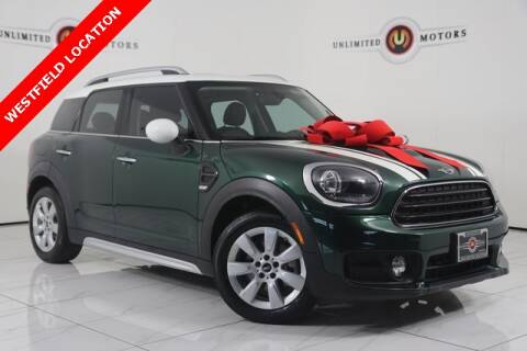 2017 MINI Countryman for sale at INDY'S UNLIMITED MOTORS - UNLIMITED MOTORS in Westfield IN