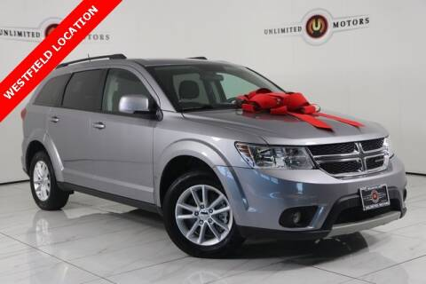 2017 Dodge Journey for sale at INDY'S UNLIMITED MOTORS - UNLIMITED MOTORS in Westfield IN