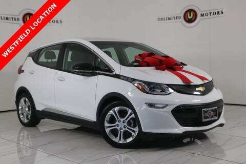 2017 Chevrolet Bolt EV for sale at INDY'S UNLIMITED MOTORS - UNLIMITED MOTORS in Westfield IN