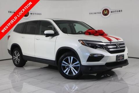 2017 Honda Pilot for sale at INDY'S UNLIMITED MOTORS - UNLIMITED MOTORS in Westfield IN