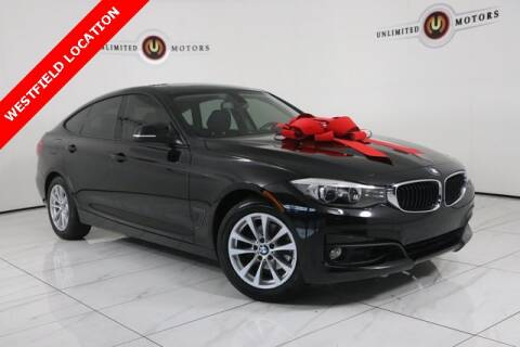 2014 BMW 3 Series for sale at INDY'S UNLIMITED MOTORS - UNLIMITED MOTORS in Westfield IN