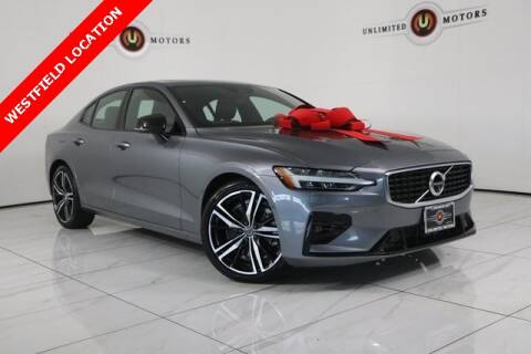 2020 Volvo S60 for sale at INDY'S UNLIMITED MOTORS - UNLIMITED MOTORS in Westfield IN