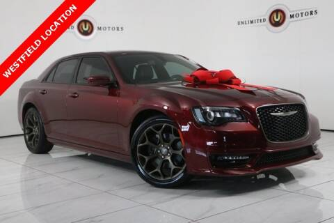 2019 Chrysler 300 for sale at INDY'S UNLIMITED MOTORS - UNLIMITED MOTORS in Westfield IN