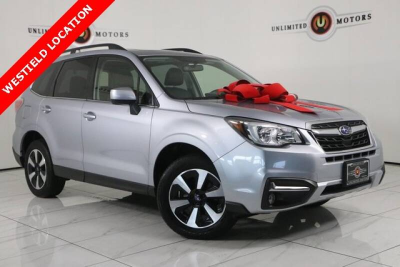 2017 Subaru Forester for sale at INDY'S UNLIMITED MOTORS - UNLIMITED MOTORS in Westfield IN