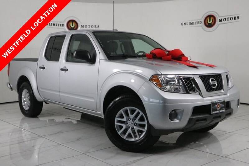 2018 Nissan Frontier for sale at INDY'S UNLIMITED MOTORS - UNLIMITED MOTORS in Westfield IN
