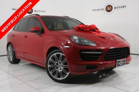 2013 Porsche Cayenne for sale at INDY'S UNLIMITED MOTORS - UNLIMITED MOTORS in Westfield IN
