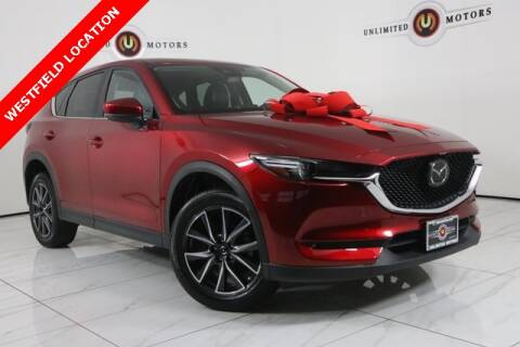 2017 Mazda CX-5 for sale at INDY'S UNLIMITED MOTORS - UNLIMITED MOTORS in Westfield IN