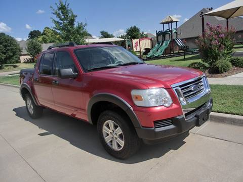 2007 Ford Explorer Sport Trac for sale in Norman, OK