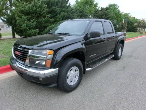 2004 GMC Canyon for sale in Norman, OK