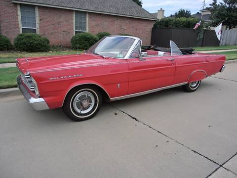 1965 Ford Galaxie 500 for sale in Norman, OK