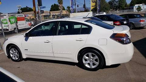 2008 Nissan Altima Hybrid for sale in North Hills, CA